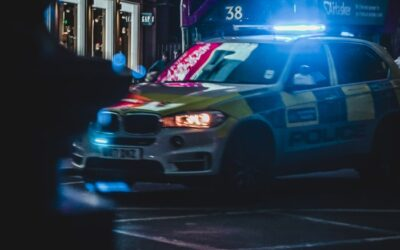How does connectivity empower international law enforcement and first responders?